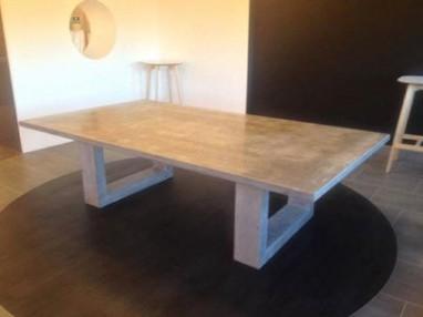 Concrete Table Tennis Table