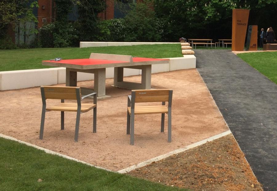 Concrete Table Tennistables