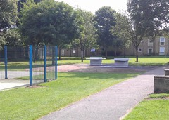 Nottingham outdoor table tennis tables