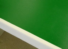 outdoor table tennis table painted