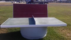 Saltex outdoor table tennis tables