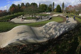 Concrete Skatepark