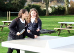 Outdoor Playground Table tennis Table
